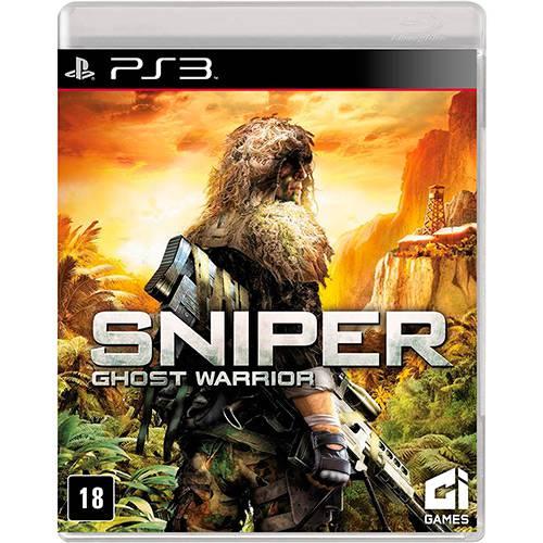 Tudo sobre 'Game Sniper: Ghost Warrior - PS3'