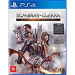 Tudo sobre 'Game Sombras da Guerra Definitive - PS4'