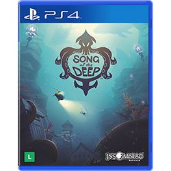 Game - Song Of The Deep - PS4