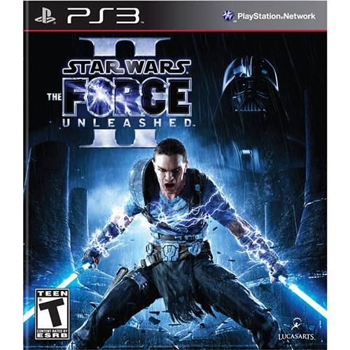 Tudo sobre 'Game - Star Wars The Force Unleashed Ii - Ps3'