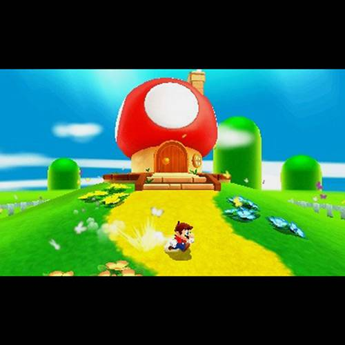 Tudo sobre 'Game Super Mario 3D Land - 3DS'