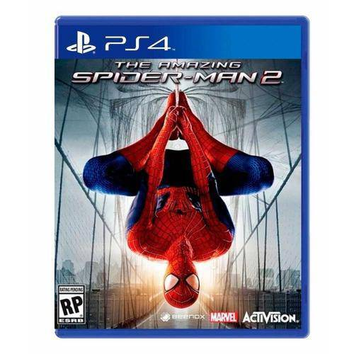 Game The Amazing Spider Man 2 - Ps4