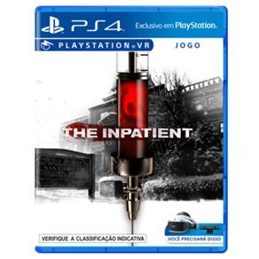Game The Inpatient PSVR PS4
