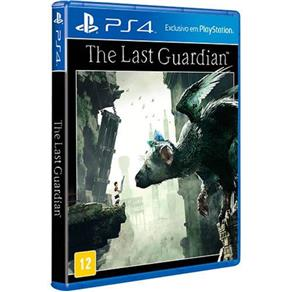 Game The Last Guardian - PS4