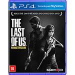 Game - The Last Of Us Remasterizado - PS4
