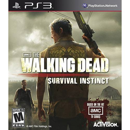 Game The Walking Dead: Survival Instinct - PS3