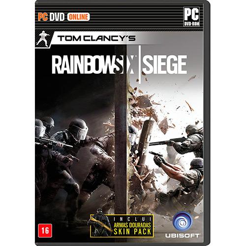 Game Tom Clancys Rainbow Six: Siege - PC