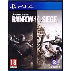 Tudo sobre 'Game - Tom Clancys Rainbow Six Siege - PS4'