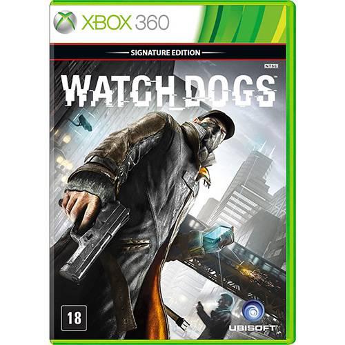 Tudo sobre 'Game Watch Dogs - Signature Edition (Versão em Português) Ubi - XBOX 360'