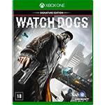 Tudo sobre 'Game Watch Dogs - Signature Edition (Versão em Português) Ubi - XBOX ONE'