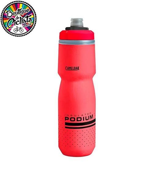 Garrafa - Camelbak - Podium Chill - 620Ml - Vermelho