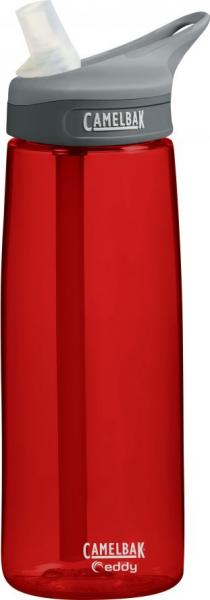 Garrafa Eddy 750 ML - CamelBak - Vermelho