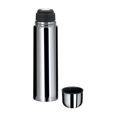 Garrafa Térmica Aço Inox 750ml Fácil de Higienizar a Tampa Vira Copo
