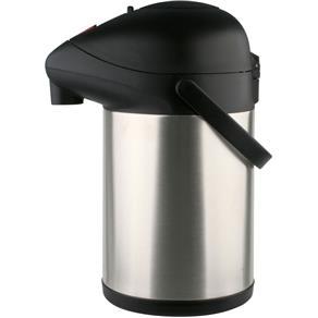 Garrafa Térmica Aço Inox Pressão 3,5 L Termopro