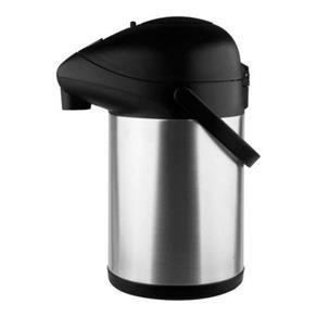 Garrafa Térmica Aço Inox Pressão Trix 2,5 Litros Termopro