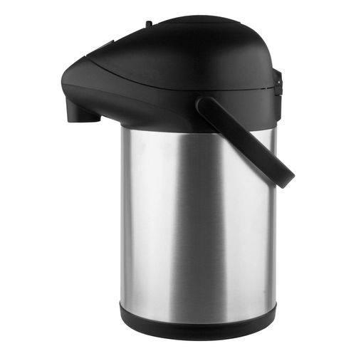 Garrafa Térmica Aço Inox Pressão Trix 2,5L - Termopro