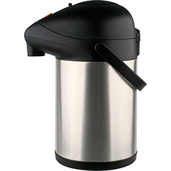 Garrafa Térmica Aço Inox Pressão Trix 3,5L - Termopro