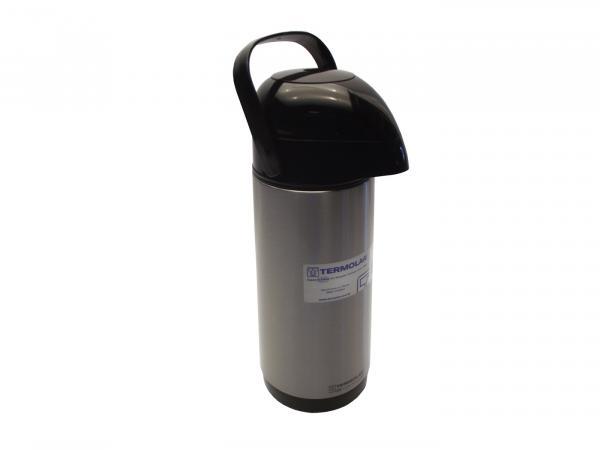 Garrafa Térmica em Aço Inox Lúmina Termolar - 1.8 Lt