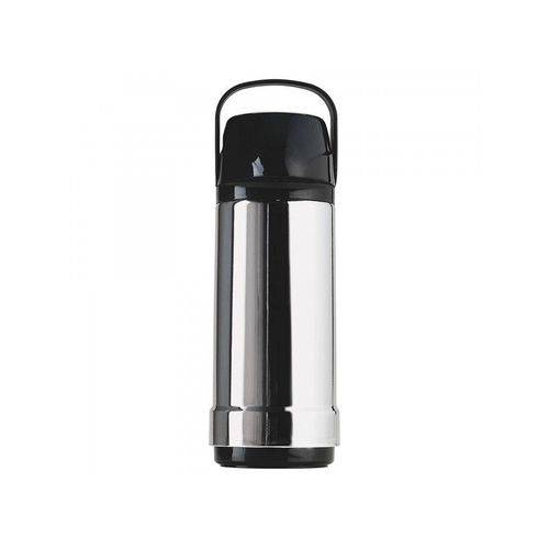 Tudo sobre 'Garrafa Térmica GLT Pressão Metalizada 1 Litro'
