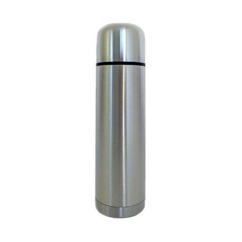 Tudo sobre 'Garrafa Térmica Inox 500ml - Kokken (Inox)'
