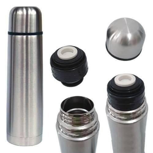 Garrafa Termica Inox 350Ml Inquebravel