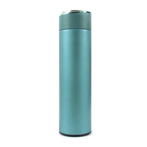 Garrafa Térmica Lisa 500ml Verde Água