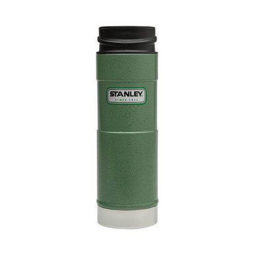 Tudo sobre 'Garrafa Térmica Stanley One Hand 473 Ml Hammertone Green'