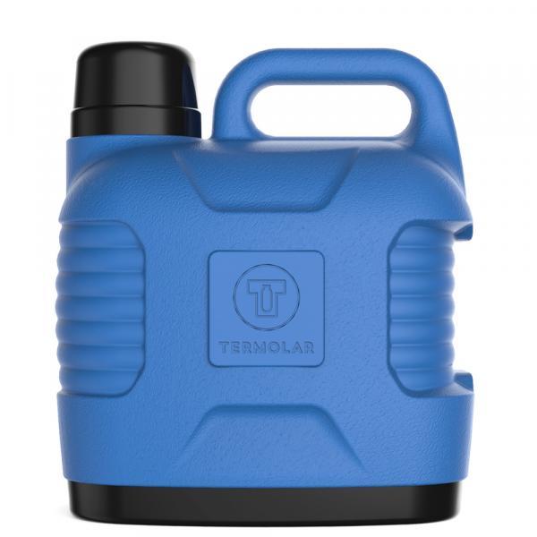 Garrafão Térmico Supertermo - Azul - Termolar
