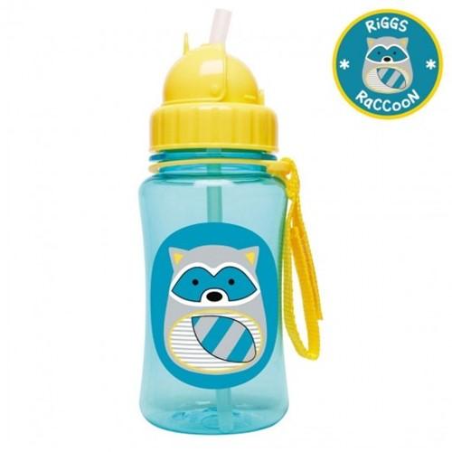 Garrafinha Skip Hop Zoo Guaxinim 252334 Azul