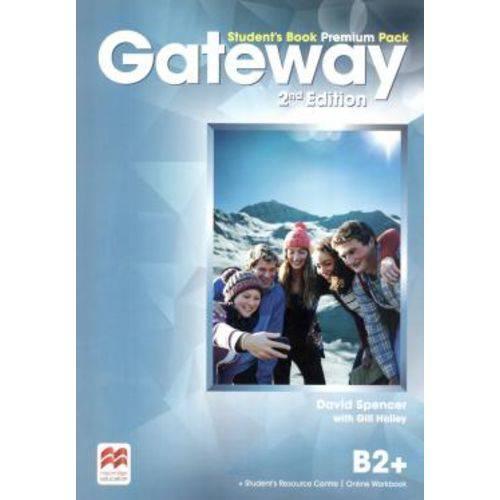 Tudo sobre 'Gateway B2+ Sb Premium Pack - 2nd Ed'