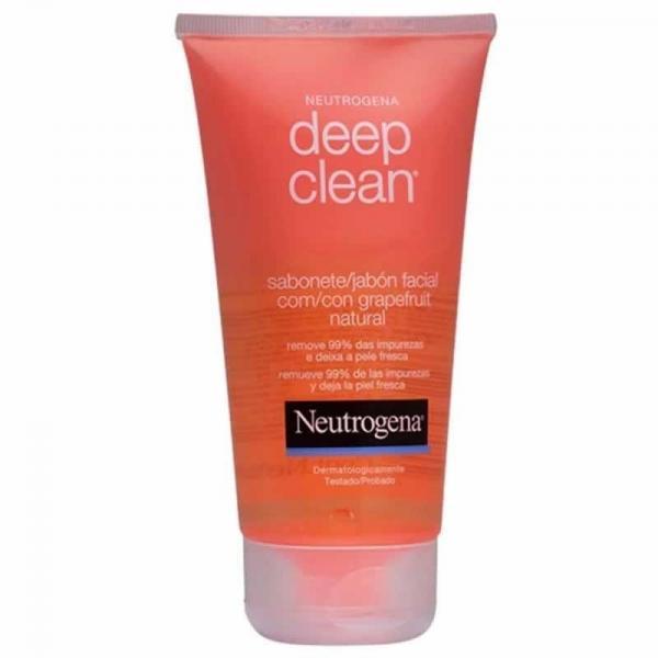Gel de Limpeza Deep Clean Grapefruit 150g - Neutrogena