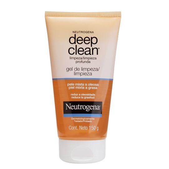 Tudo sobre 'Gel de Limpeza Neutrog Deep Clean 150g'