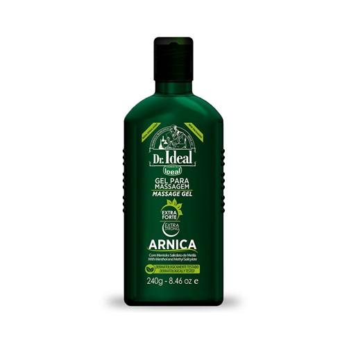 Gel para Massagem Ideal Arnica 240ml