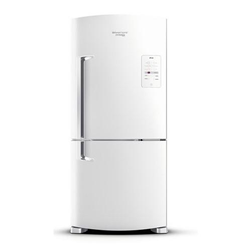 Tudo sobre 'Geladeira Brastemp Frost Free Inverse 573 Litros Branca com Smart Bar 220V'
