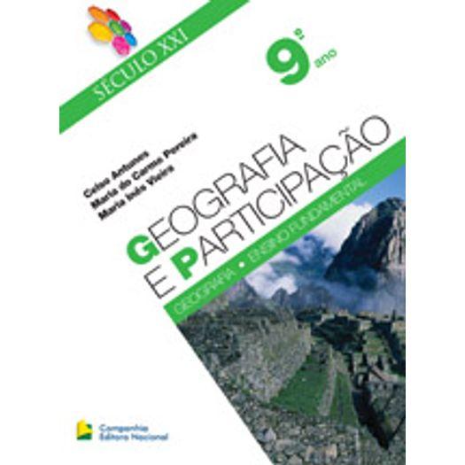 Tudo sobre 'Geografia e Participacao 9 Ano - Nacional'