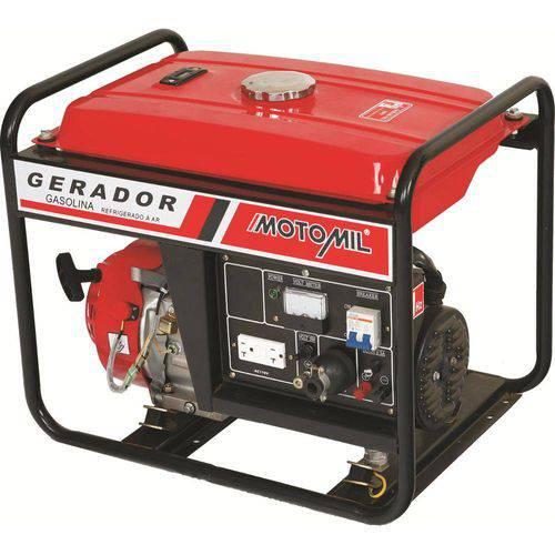 Tudo sobre 'Gerador de Energia Mg 3000 Cl Motomil 110/220v'