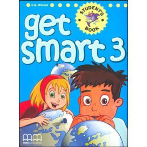 Tudo sobre 'Get Smart 3 - Student's Book'