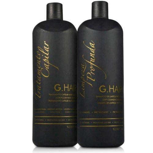 Ghair Escova Progressiva Marroquina – Kit 2x1000ml