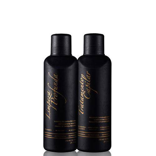 Ghair Escova Progressiva Marroquina - Kit 2x250ml