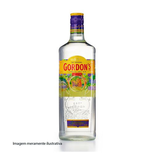 Gin Gordon's London Dry 750ml