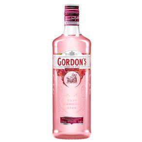 Tudo sobre 'Gin Gordons Pink 700ml'