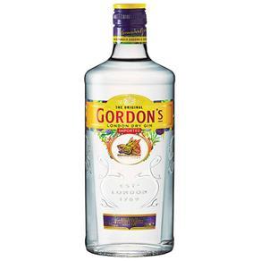 Gin Importado Garrafa 750ml - Gordons - 750 Ml