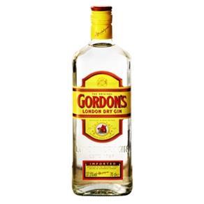 Gin Importado Garrafa - Gordons