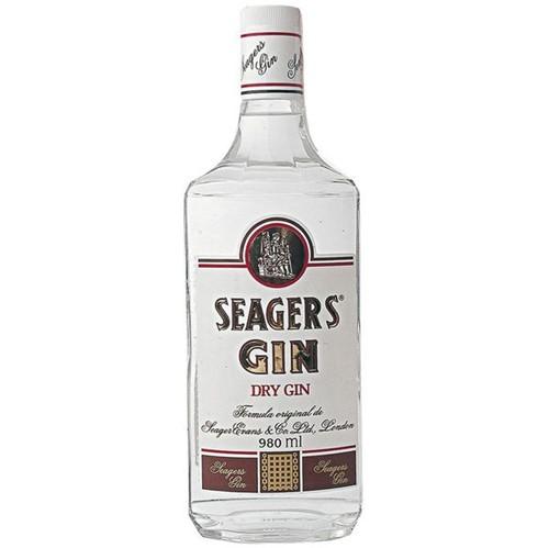 Tudo sobre 'Gin Seagers 980ml'