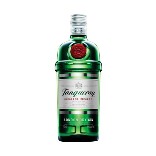 Gin Tanqueray 750 Ml, 47.3°