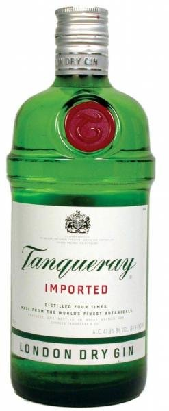Gin Tanqueray Dry 750ml
