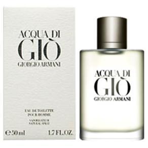 Giorgio Armani Acqua Di Gio Perfume Masculino Eau de Toilette 100 Ml