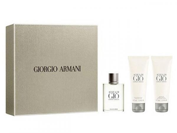 Giorgio Armani Acqua Di Gio Pour Homme - Perfume Masculino Eau de Toilette 50ml