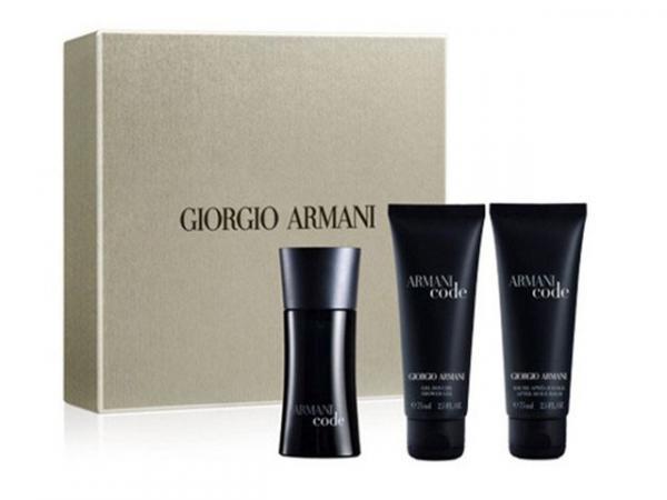 Giorgio Armani Armani Code Perfume Masculino - Eau de Toilette 50ml