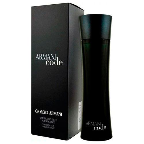 Giorgio Armani Code Perfume Masculino - Eau de Toilette 200ml